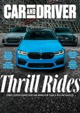Car and Driver Magazine_