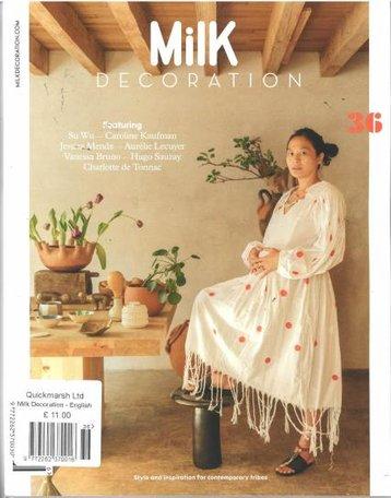 Milk Decoration Magazine (English Edition)