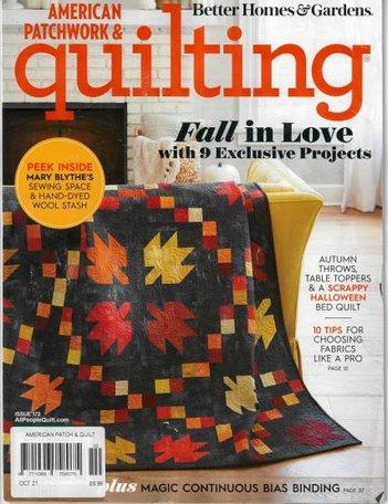 American Patchwork & Quilting Magazine