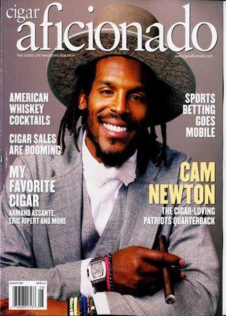 Cigar Aficionado Magazine