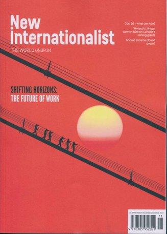 New Internationalist Magazine