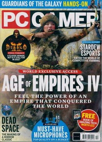 PC Gamer Magazine